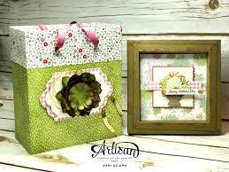 artisan home decor dani u0027s thoughtful corner stampin u0027 up artisan design team blog