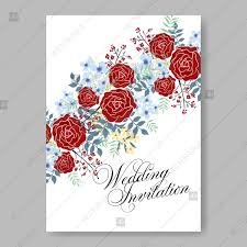 wedding invitations vector bordeaux maroon roses for wedding invitations vector printable
