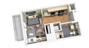 Smart Floor Plan by Studio Furnished