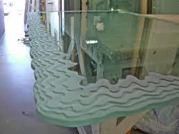 glass dining tables sans soucie art glass