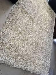 tappeto a pelo lungo tappeto shaggy pelo lungo 200x300 col ecru annunci pisa
