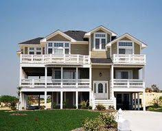 Beach Style House Plans Plan 15035nc Narrow Lot Beach House Plan Kitchens Beach And House