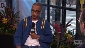 Ti Tiny House Atlanta by T I Talks About His Show