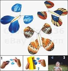 magic flying butterfly trick prank butterflies fly out of wedding