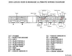 lexus is300 engine wiring diagram lexus wiring diagrams instruction