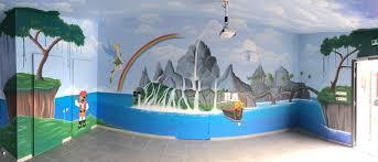 fresque murale chambre bébé fresques murales décor peint sur façade peinture murale chambre