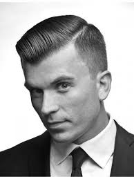 grayhair men conservative style hpaircut a more conservative take on the undercut with a finely graduated