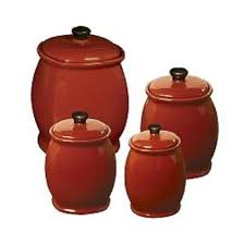 5 best red canister set u2013 convenient and attractive storage