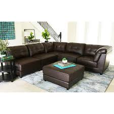 Costco Leather Sectional Sofa Leather Sofas Sectionals Costco
