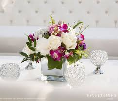 Wedding Reception Centerpieces Short Wedding Reception Centerpieces Weddings Romantique