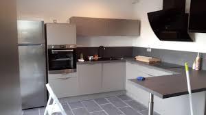 cr馘ence de cuisine cuisine brico d駱ot prix 100 images cuisine 駲uip馥 violet 100