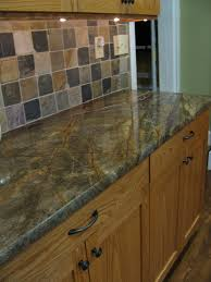 countertop materials tile ideas kitchen rainforest green marble
