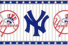 New York Yankees Home Decor by I Love My Space Major League Baseball New York Yankees Pre Pasted