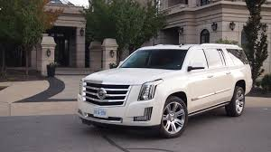 cadillac truck review 2015 cadillac escalade esv canadian auto review