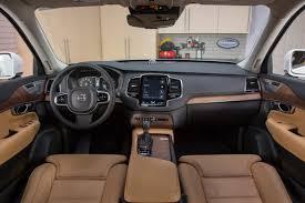 Volvo Suv Interior Luxury Suv Road Test 2016 Volvo Xc90 Versus 2017 Acura Mdx News