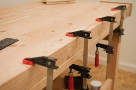 How To Build A Bench Vise How To Drill Perfectly Vertical Bench Dog Holes In Your Workbench