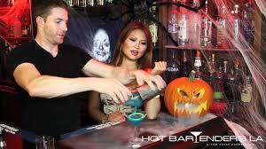 fun halloween drinks u0026 cocktails bride of frankenstein youtube
