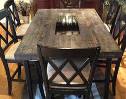 Kitchen Cutting Block Table by 31 Best Dining Table Re Do Images On Pinterest Butcher Blocks