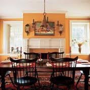 Create A ColonialStyle Dining Room This Old House - Colonial dining rooms