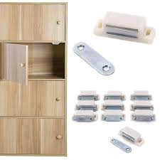 Kitchen Cabinet Door Magnets by 10x Heavy Duty Cupboard Cabinet Door Magnetic Catch Latch Home