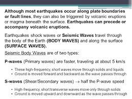 Wyoming which seismic waves travel most rapidly images Geomorphic processes i endogenic ppt video online download jpg