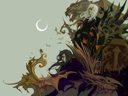 gaian vampires halloween wp by jenzee on deviantart
