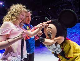 Utah Schools For The Deaf And The Blind Photos Disney On Ice Offers Special Tour To Visually Impaired