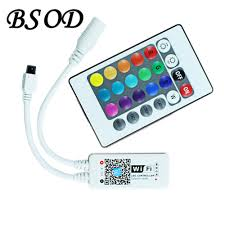 aliexpress com buy bsod wifi rgbw rgb led controller for led