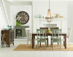 standard furniture vintage dining room group wayside furniture