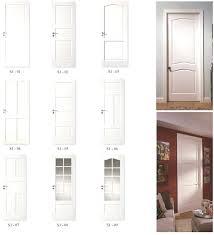 Standard Interior Door Size Bedroom Door Size Photo 4 Of 5 Wood Bedroom Panel Door Design