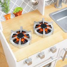 kidkraft let u0027s cook kitchen kidkraft kitchen wooden kitchens ebay