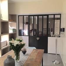 separation verriere cuisine une verrière atelier dans une maison d architecte synergie déco