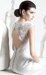 78 gorgeous keyhole back wedding dresses happywedd com