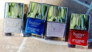 review and giveaway butter london patent shine 10x nail lacquers