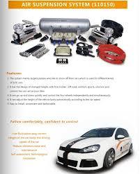 Is Air Ride Suspension Comfortable 130020 Volcano Pickup Air Ride Suspension Commercial Vehicle
