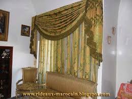 modèle rideaux chambre à coucher rideaux marocain nouvelle rideau occultant pistage