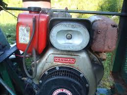 yanmar l series 9hp diesel