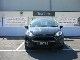 2013 ford fiesta 1 2 zetec 3dr hatchback manual ref u01079 16796