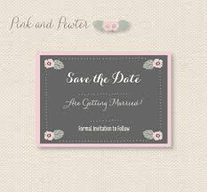 save the date template free printable save the date templates you ll