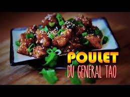 meilleur site de cuisine poulet du général tao le riz jaune un des meilleurs de