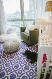 Lavender Nursery Rugs 397 Best Contemporary Nursery Images On Pinterest Nursery
