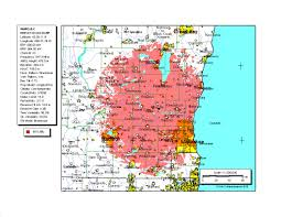 Map Of Milwaukee Wisconsin by Wwrs Tv Channel 43 Mayville Milwaukee Station Power Increase