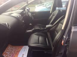 nissan qashqai leather seat covers 2008 nissan qashqai tekna 5 950