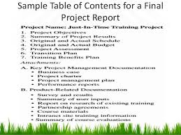 project closure report template ppt project evaluation recycling and closing