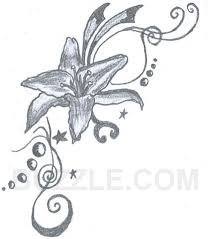 lily and rose tattoos tattoo collection