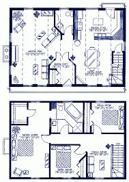 gambrel barn cabin floor plans homeca