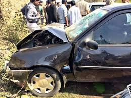 four injured in car collision the hindu
