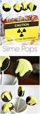 halloween slime pops home made interest