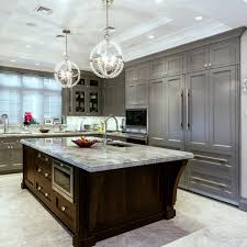 kitchen wall color with gray cabinets 25 glamorous gray kitchens