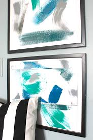 home paint colors abstract art free printable decor adventures